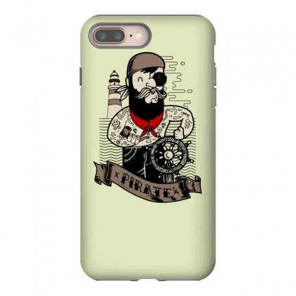 Adventure Of The Sea Iphone 8 Plus Case Designed By Tonyhaddearts