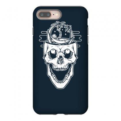 Holiday Mind Iphone 8 Plus Case Designed By Tonyhaddearts