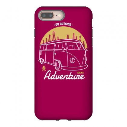 Go Outside To New Adventure Iphone 8 Plus Case Designed By Tonyhaddearts
