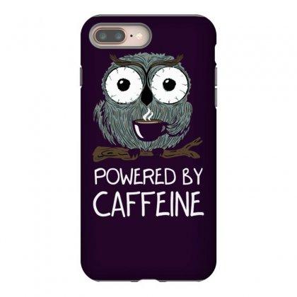 Caffeine Addict Iphone 8 Plus Case Designed By Tonyhaddearts