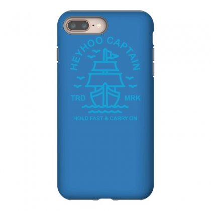 Brave Ship Iphone 8 Plus Case Designed By Tonyhaddearts
