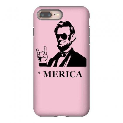 4th July Celebration Iphone 8 Plus Case Designed By Tonyhaddearts