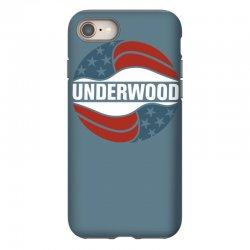 ,Underwood iPhone 8 Case | Artistshot