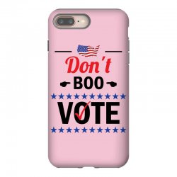 Dont Boo. Vote. iPhone 8 Plus Case   Artistshot
