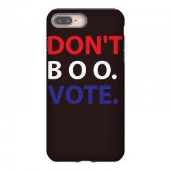 Dont Boo. Vote. iPhone 8 Plus Case | Artistshot