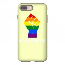 Love Wins 12th 2016 - Orlando Strong iPhone 8 Plus Case | Artistshot