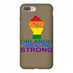 Love Is Love, Orlando Strong iPhone 8 Plus Case | Artistshot