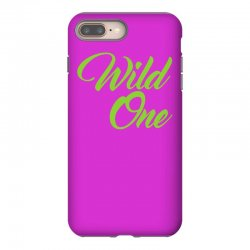 Wild One iPhone 8 Plus Case | Artistshot