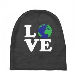 Love World Baby Beanies | Artistshot