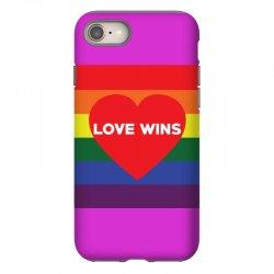 Love Wins iPhone 8 Case | Artistshot