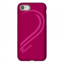 Love Forever For Her iPhone 8 Case | Artistshot
