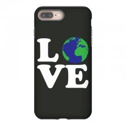 Love World iPhone 8 Plus Case | Artistshot