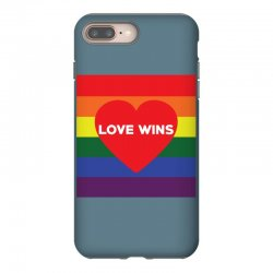 Love Wins iPhone 8 Plus Case | Artistshot