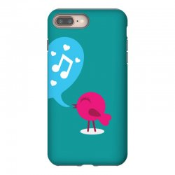 Love Bird iPhone 8 Plus Case | Artistshot