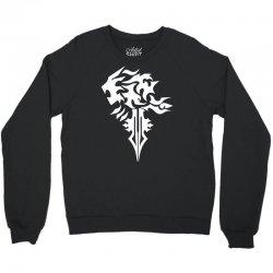 final fantasy 8 squall inspired unisex Crewneck Sweatshirt | Artistshot