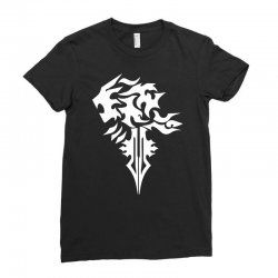 final fantasy 8 squall inspired unisex Ladies Fitted T-Shirt | Artistshot