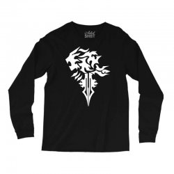 final fantasy 8 squall inspired unisex Long Sleeve Shirts | Artistshot