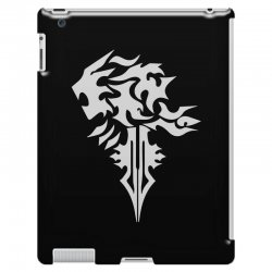 final fantasy 8 squall inspired unisex iPad 3 and 4 Case | Artistshot