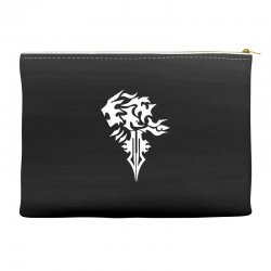 final fantasy 8 squall inspired unisex Accessory Pouches | Artistshot