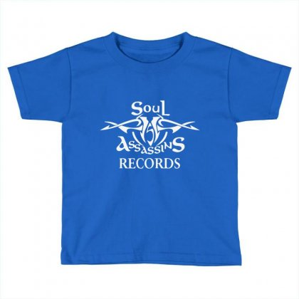 Soul Assassins Records Toddler T-shirt Designed By Mdk Art