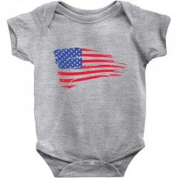 united states of america Baby Bodysuit | Artistshot