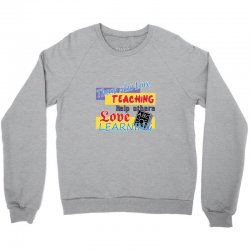 love learning Crewneck Sweatshirt | Artistshot