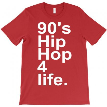 90's Hip Hop Music T-shirt Designed By Mdk Art