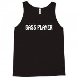 bass player Tank Top | Artistshot