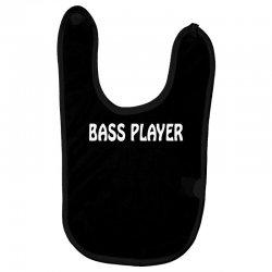 bass player Baby Bibs | Artistshot