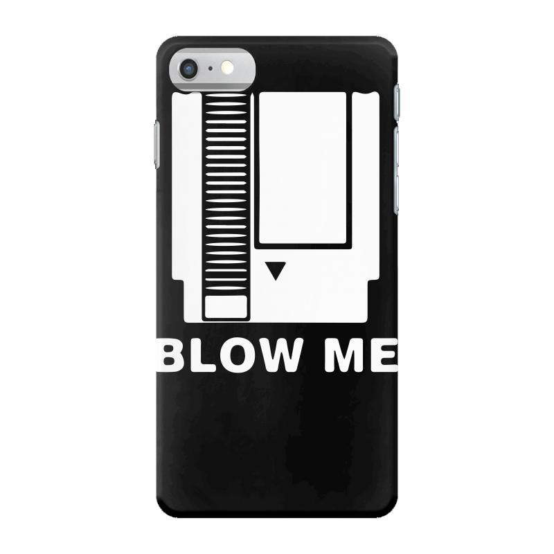 sale retailer 18092 ec3ad Blow Me Nintendo Nes Iphone 7 Case. By Artistshot