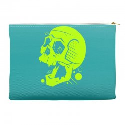 Toxic Scream Accessory Pouches | Artistshot