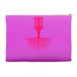musical roots Accessory Pouches | Artistshot