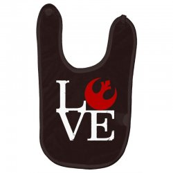 love rebels Baby Bibs | Artistshot