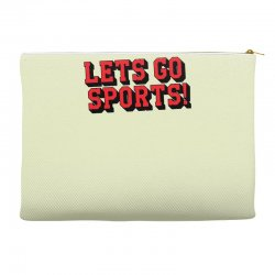 Lets Go Sports Accessory Pouches | Artistshot