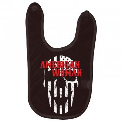 american woman Baby Bibs | Artistshot