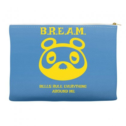 Bells Rule Everything Around Me Accessory Pouches Designed By Specstore