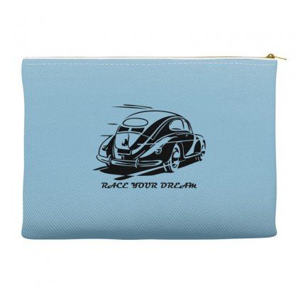 Race Your Dream Accessory Pouches Designed By Specstore