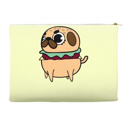 Pug Burger Accessory Pouches Designed By Specstore