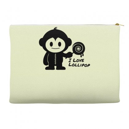 Monkeystein And Lollipop Accessory Pouches Designed By Specstore