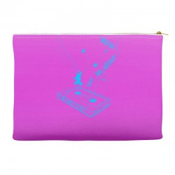 music is life Accessory Pouches | Artistshot