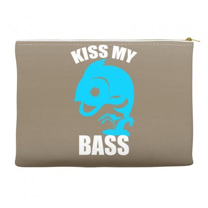 Kiss My Bass Accessory Pouches Designed By Specstore