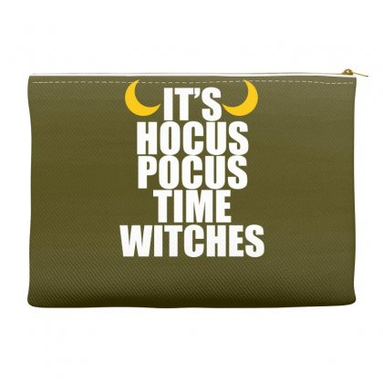 It's Hocus Pocus Time Witches Accessory Pouches Designed By Specstore
