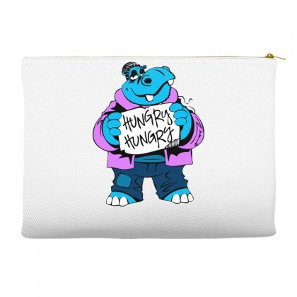 Hungry Hippo Accessory Pouches Designed By Specstore