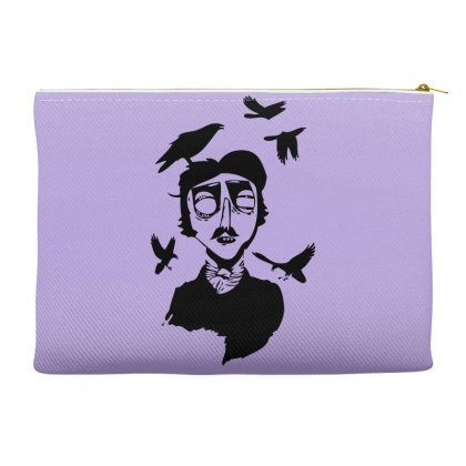Edgar Allan Poe Accessory Pouches Designed By Specstore