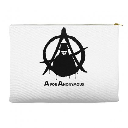 A For Anonymous Accessory Pouches Designed By Specstore