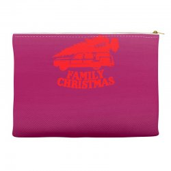 family christmas Accessory Pouches | Artistshot