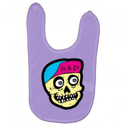 Radiskull Baby Bibs Designed By Specstore