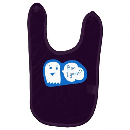 Boo I Guess Baby Bibs Designed By Specstore
