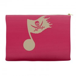 music pirate Accessory Pouches | Artistshot