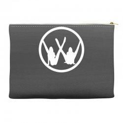 vw strip logo Accessory Pouches   Artistshot